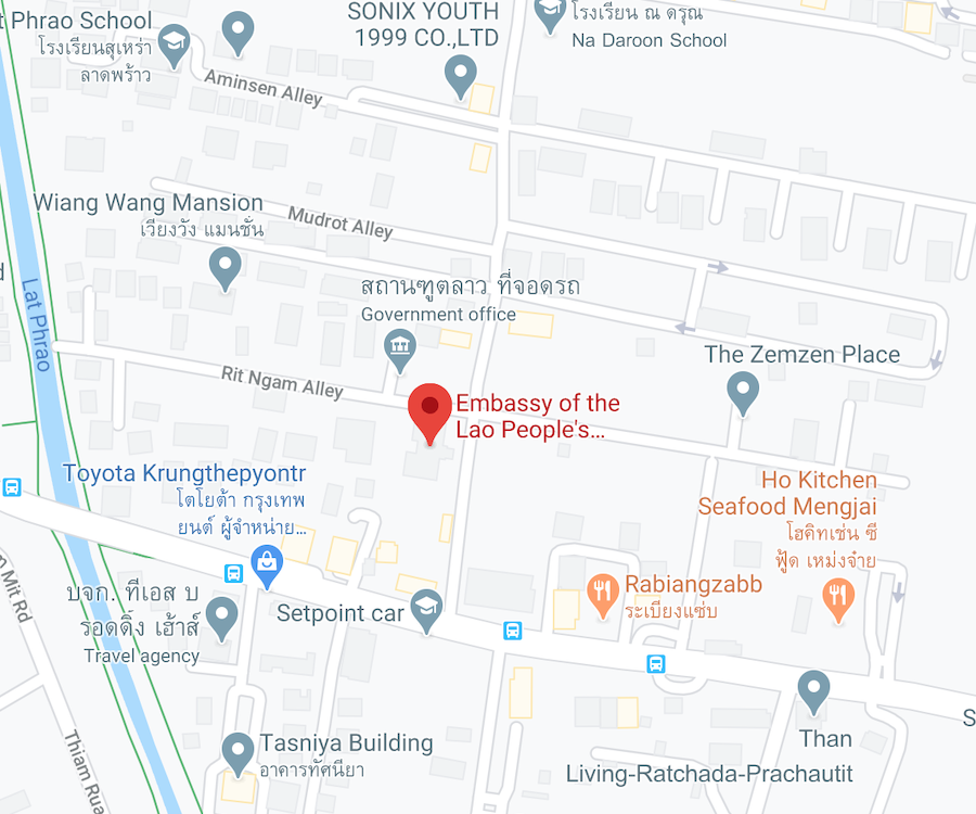 laos-embassy-in-bangkok-thailand